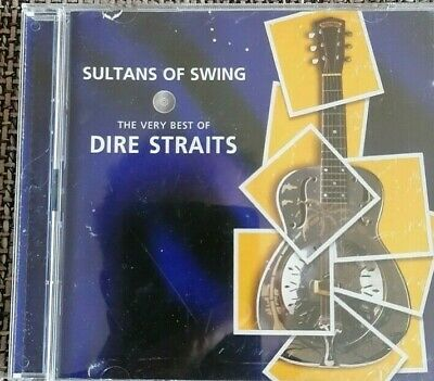 2 CD`s   DIRE STRAITS - SULTANS OF SWING   1998    HDCD  LIMITED EDT.