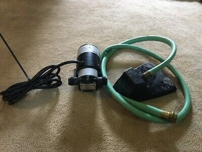FP0F360AC 5.8GPM 1/12HP Transfer Pump 110VAC