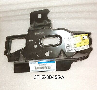 BRAND NEW OEM RADIATOR GRILLE BRACKET 2013 FORD FUSION 2.5L ENGINE #6G9Z-8B455-A