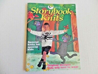 Storybook Knits - soft cover