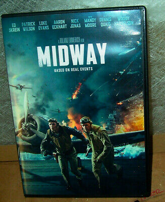 MIDWAY DVD 2019 viewed once not blu ray..