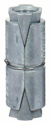 """Mkt Fastening 4"""" Zinc Alloy Double Expansion Anchor, 3/4"""" Internal Thread Dia.,"""