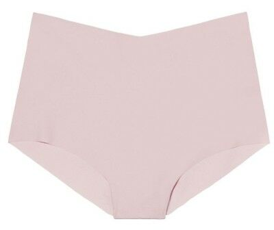 NWT Victoria's Secret (L) Smooth Raw Cut High Waist Brief ~ Lilac ~ Large ~ RARE