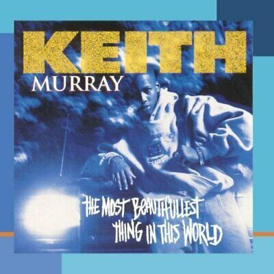 MURRAY,KEITH-Most Beautifullest Thing In This World (US IMPORT) CD NEW