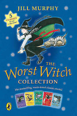 The Worst Witch Collection by Jill Murphy (Counterpack - filled, 2007)