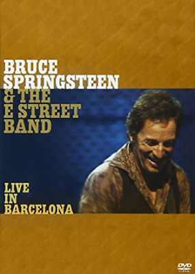 Springsteen, Bruce & E Streetband - Live In Barcelona (US IMPORT) DVD NEW
