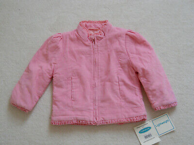 5-6 year old, Girls Quilted Jacket. Mothercare Brand