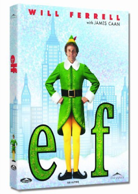 Elf (Ws) (US IMPORT) DVD NEW