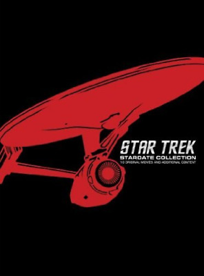 Star Trek:stardate Collection Dvd Nuovo