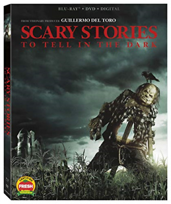 SCARY STORIES TO TELL IN TH...-SCARY STORIES TO TELL IN THE DARK ( Blu-Ray NUOVO