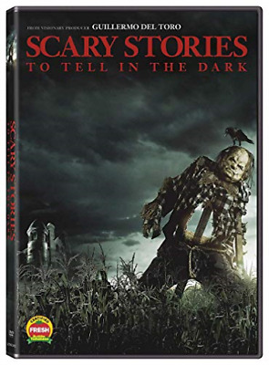 Scary Stories To Tell In Th...-Scary Stories To Tell In The Dark Dvd Nuovo