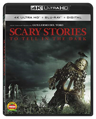 Scary Stories To Tell In The Dark (4K) (Wbr) (2Pk) Uhd Nuovo