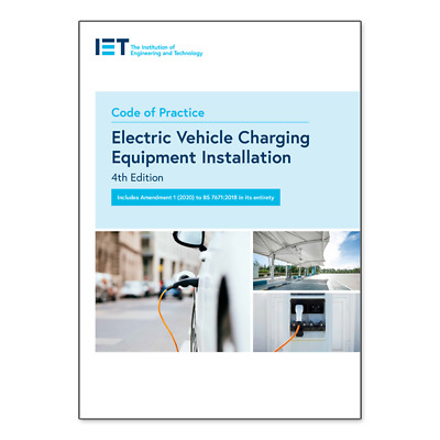 IET Code Of Practice For Electric Vehicle Charging 2020