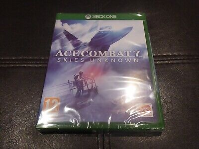BRAND NEW AND SEALED ACE COMBAT 7: SKIES UNKNOWN (Xbox One) REGION FREE