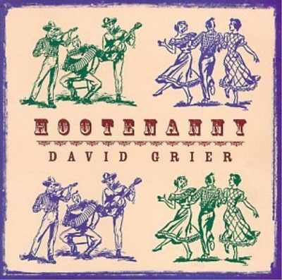 Grier,David-Hootenanny Cd Neuf