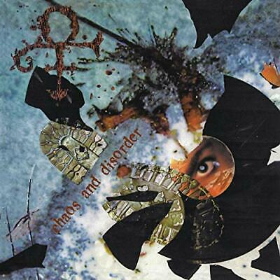 Prince-Chaos And Disorder Vinyl Lp Nuovo