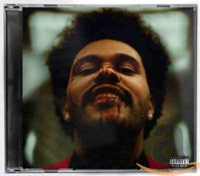 The Weeknd-After Hours CD NUOVO
