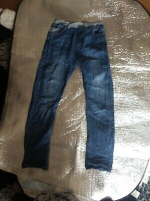 Marks and Spencer Boy's blue denim jeans Age 13-14 years