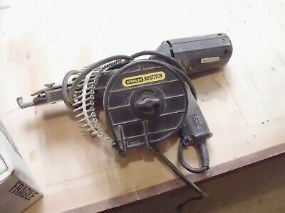 Stanley Bostitch S2500 Quick Driver & 8000 Collated screws