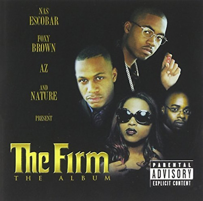Nas, Foxy Brown, Az-The Firm-The...(Ex) Cd Nuovo