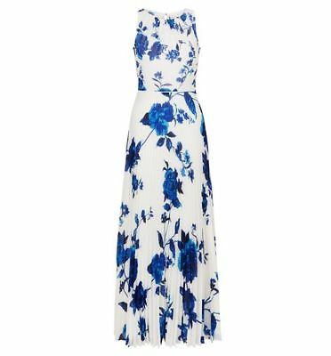 RRP £139. Hobbs Cocos Multi Maxi Dress Various Sizes