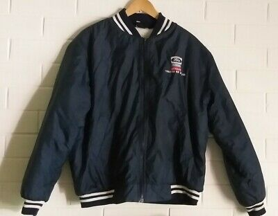 Vintage Ford New Holland Fully Lined Mens Jacket