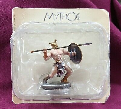 De Agostini Mythos Greek Gods Collection Figure Theseus Resin 6 Cm Tall