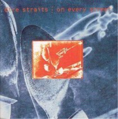 Dire Straits - On Every Street (US IMPORT) CD NEW