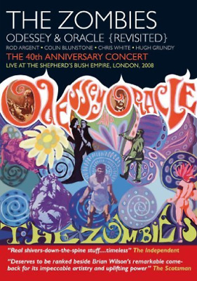 Zombies - Odessey And Oracle:The 40Th Anniversary Co (Importación USA) DVD NUEVO