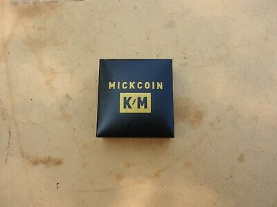 Mick Coin K&M Medalion