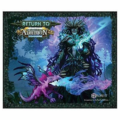Hexplore It: The Forests Of Adrimon Exp. (US IMPORT) ACC NEW