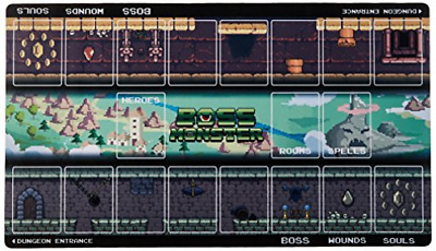 Boss Monster: The Playmat (US IMPORT) ACC NEW
