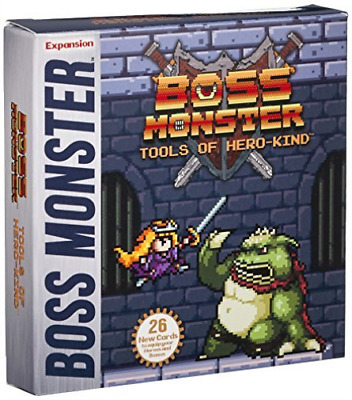Boss Monster Tools of Hero Kind Expansion Pack (US IMPORT) NEW