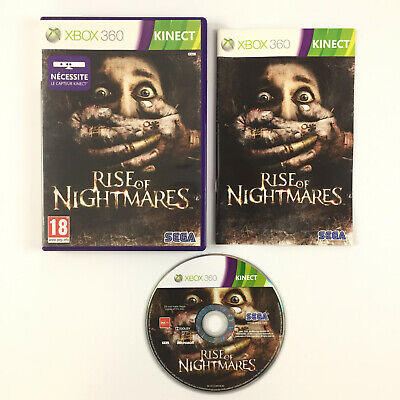 Rise of Nightmares Xbox 360 Jeu Kinect