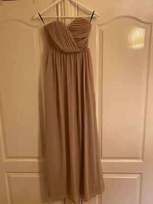 Bridesmaid/occasion Dress Size 10