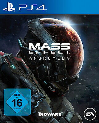Mass Effect: Andromeda (Sony PS4)