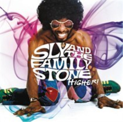 Sly & The Family Stone-Higher! (US IMPORT) CD NEW