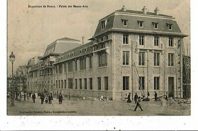 CPA-Carte Postale-FRANCE- Nancy- Exposition-Palais des beaux arts -1906 VMO14970