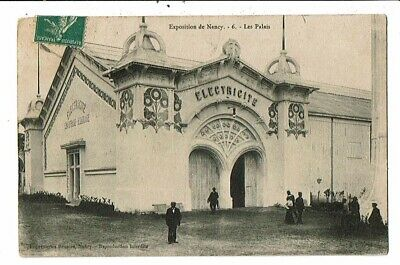 CPA-Carte Postale-FRANCE- Nancy- Exposition-Les  Palais  -1906 VMO14973
