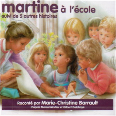 Marie-Christine Barrault-Martine A Lecole (US IMPORT) CD NEW