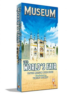 Museum: The World`S Fair Exp. (US IMPORT) ACC NEW