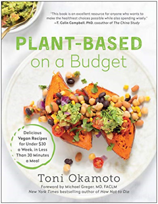 Okamoto Toni/ Greger Michae...-Plant-Based On A Budget (US IMPORT) BOOK NEU
