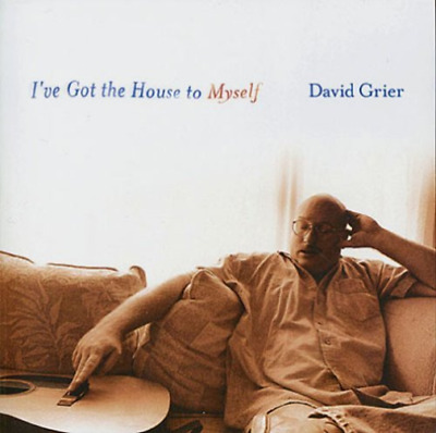 Grier,David-I`ve Got The House To Myself Cd Neuf