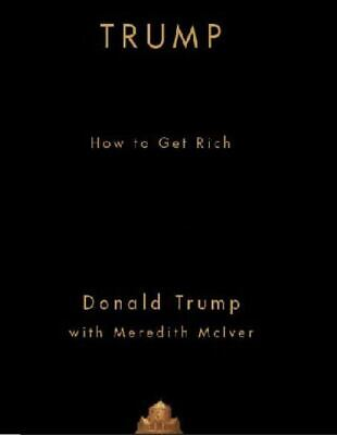 Donald Trump - How to Get Rich _PDF