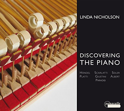 VARIOUS COMPOSERS-Discovering The Piano - Linda Nicholson CD NEUF