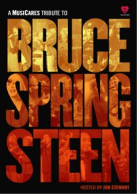 MusiCare Tribute to Bruce Springsteen (US IMPORT) DVD NEW