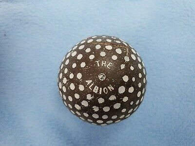 The Albion Dimple Golf Ball C1920