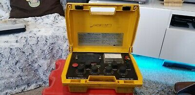BT Ohmmeter 18B Cable Fault Locator Tester