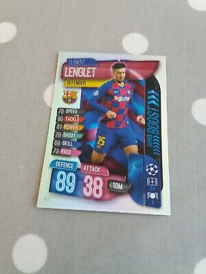 MATCH ATTAX EXTRA CHAMPIONS LEAGUE 2019/20 19/20 100 CLUB HEROES HAT TRICK etc