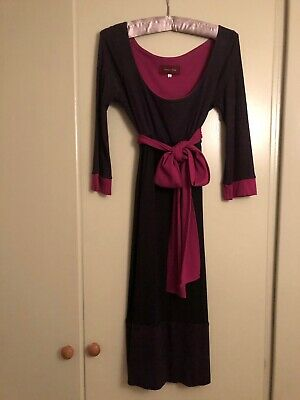 Maternity Dress Tiffany Rose Wedding Outfit Size 1 Isabella Oliver